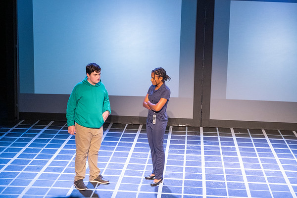 2019 Fall Play: The Curious Incident of the Dog in the Night-Time