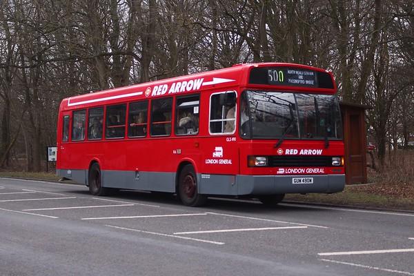 London Bus Company (Update 17.03.2018)