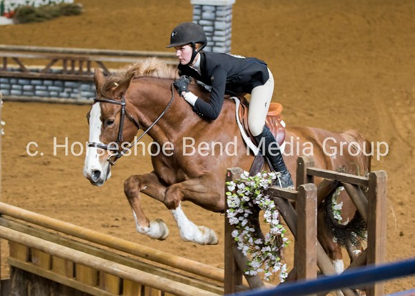 2021 Trimble's Ridge Horse Show II 3/21 -- Coliseum