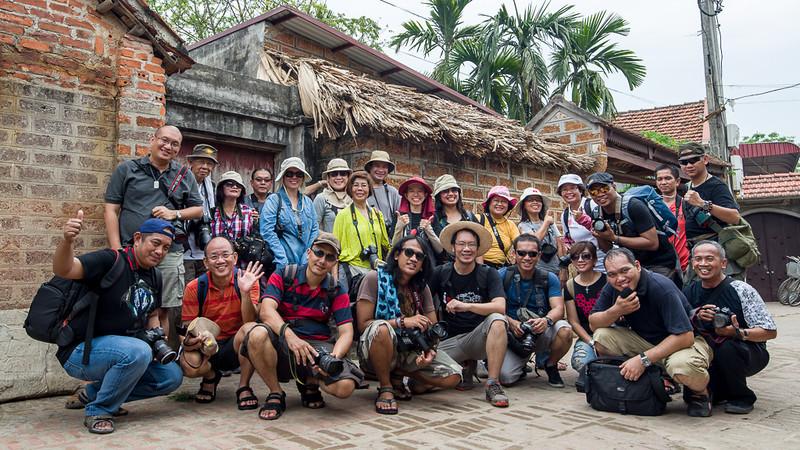 Tur Vietnam 26-30 April 2013