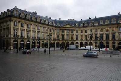 Day 2 in Paris - bus tour with random photos
