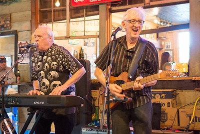 Bill Kirchen at Gruene Hall - Oct 2016
