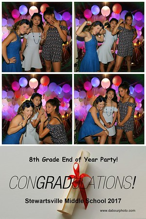 SMS 8th Grade EOY Party 2017