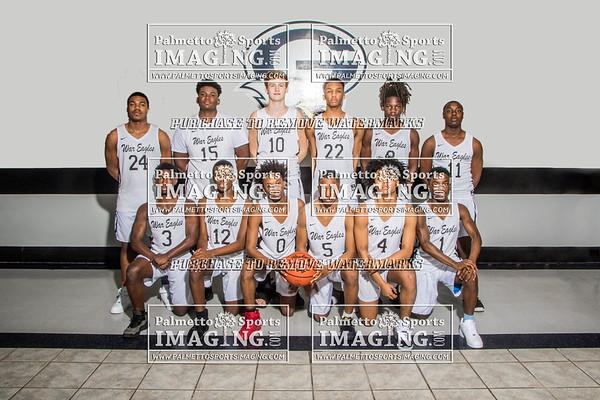 2018-2019 Boys JV and B-Team Basketball