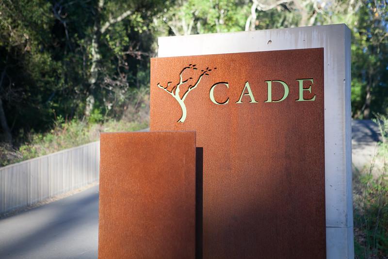 2015 CADE Cellars Vendor Showcase