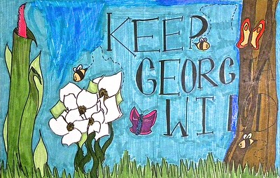 2017 Give Wildlife A Chance Poster Contest