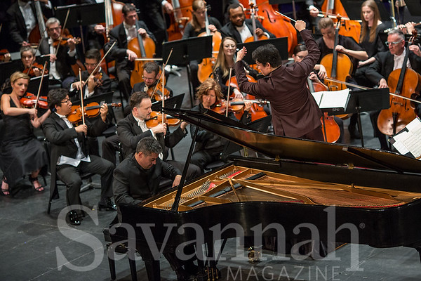 Savannah Philharmonic's Triple Threat: Bernstein, Gershwin, and Mussorgsky