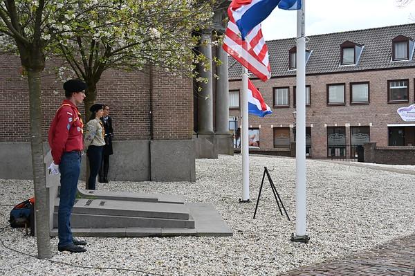4 Mei Herdenking Zoetermeer