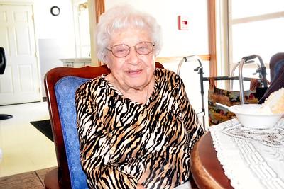 Grandma Ksiazek 100 bday