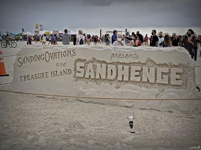 Daily Sightings...2020-11-21...Sanding Ovations...Treasure Island, Fl.