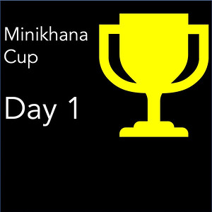 Minikhana Cup 2019, Day 1 of 2