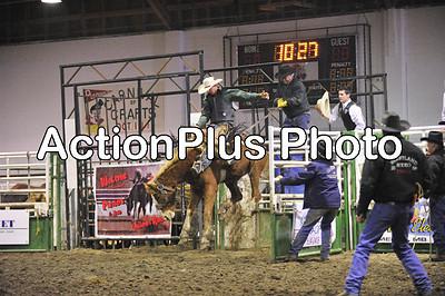 PHS11 saddle bronc
