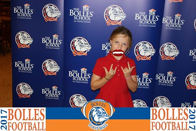 2017 Bolles Middle School Football