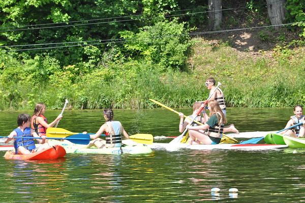 Monday Lake Activities