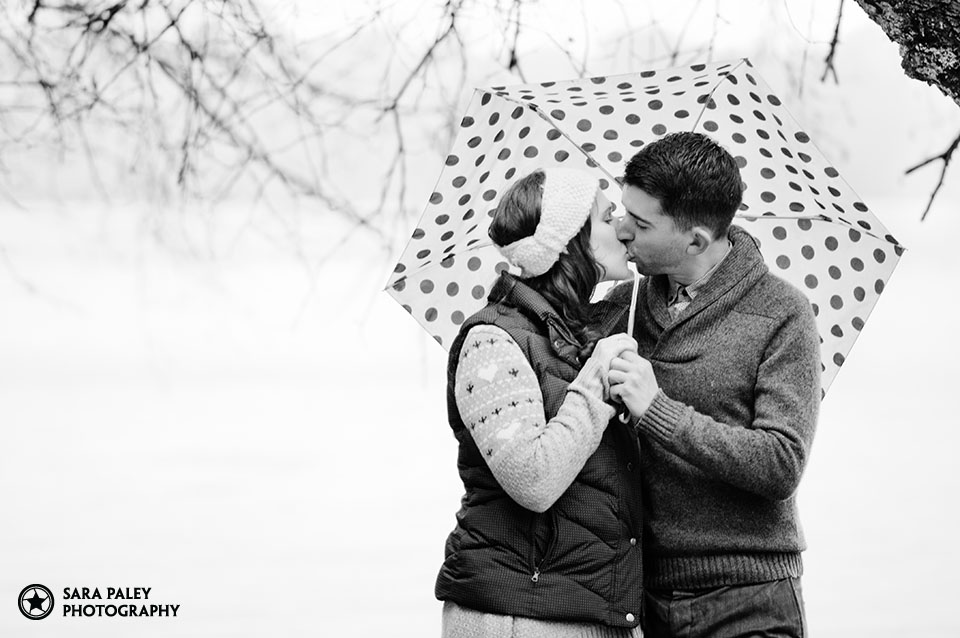 cates park north vancouver engagement