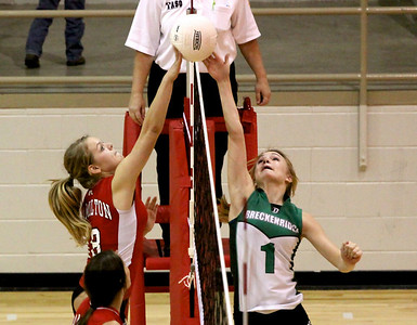 Hamilton Volleyball vs. Breckenridge