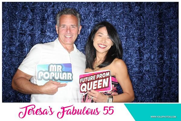 Teresa's Fabulous 55