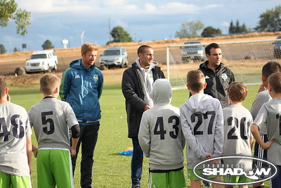 Spokane Sounders - Sounders FC Academy Session 2017-0920