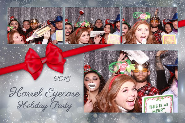 Harrel Eyecare Holiday Party 2016