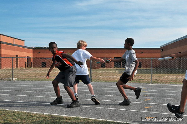 2008 Appling County Track & Field