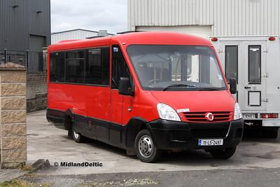 Clonminam (Bus), 26-06-2017