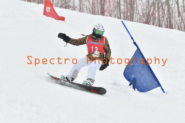 OFSAA Snowboarding Festival 2020 - Girls First Run