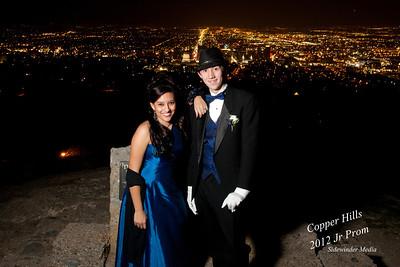 Copper Hills Jr Prom 2012