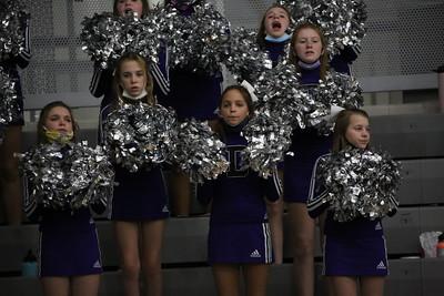 DMS Basketball Cheerleading 2020