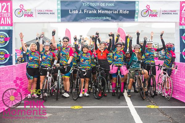 Tour de Pink East 2021