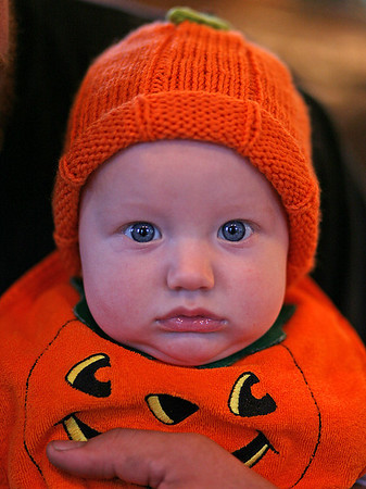 Asher's First Halloween