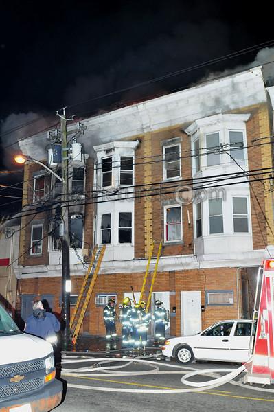 ELIZABETH, NJ 3RD ALARM 446 EAST JERSEY ST. 12/25/11