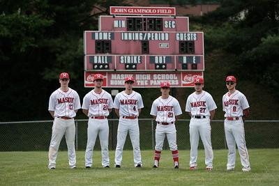 Masuk 2020 Senior Baseball