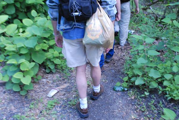 Hook Mountain Hike 051510