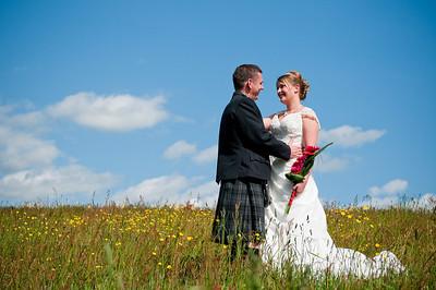 Deb & Scott Wedding