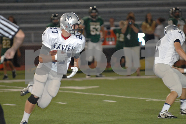 Xavier vs Kennedy Var Football