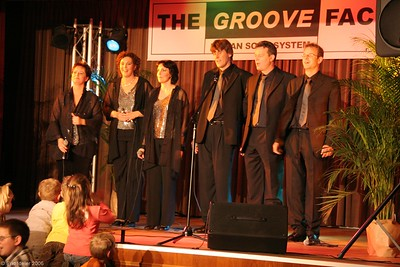 2006-1029 The Groove Factory - CD presentatie