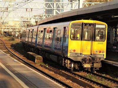 Stratford Station    28/11/06