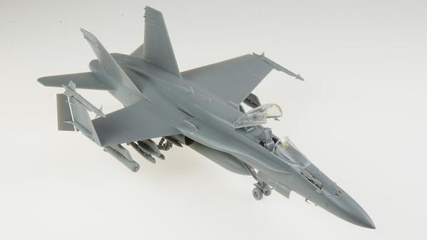 1/48 Kinetic F/A-18C Hornet