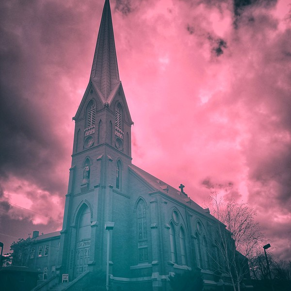 St Peters Church - The Dalles 2018/02