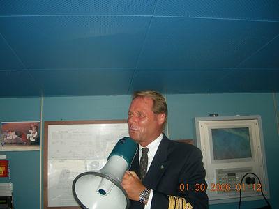 At Sea (1/30/2006)