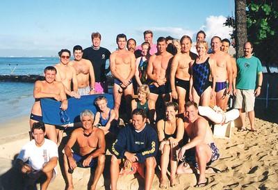 47th Castle Swim 11-26-2000