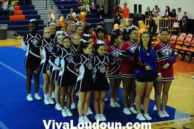 Cheer: Dulles District Cheer Competition (10-24-2012 by Jeff Vennitti)