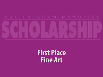 2016 Hal Fulgham Scholarship