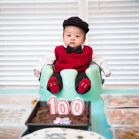 Seth 100th Day
