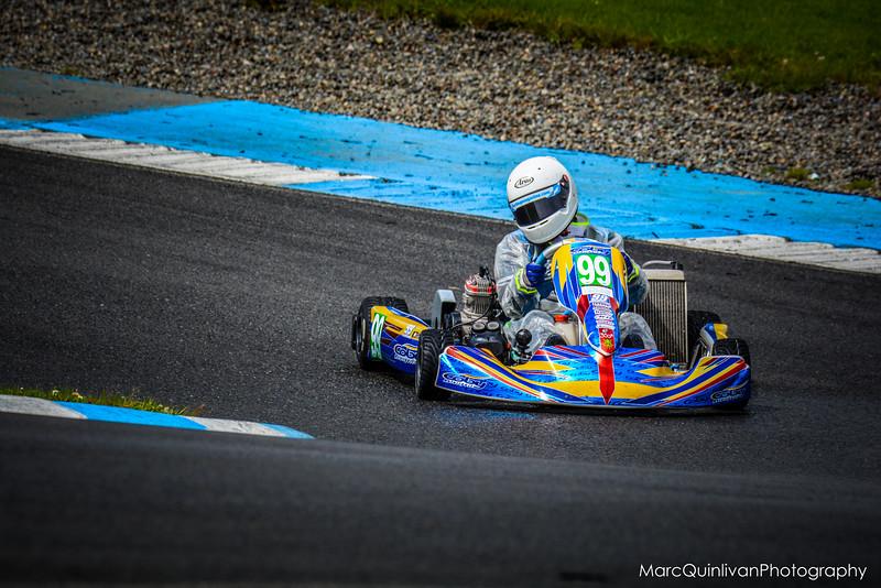 Motorsport Ireland Karting Championship 2016 - Round 6 - Whiteriver