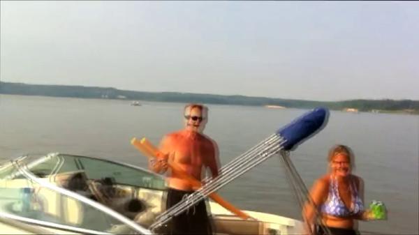 20110715 Belmont Bay, VA - The Doyle Dance