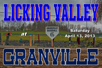 2013 Licking Valley at Granville (04-13-13)