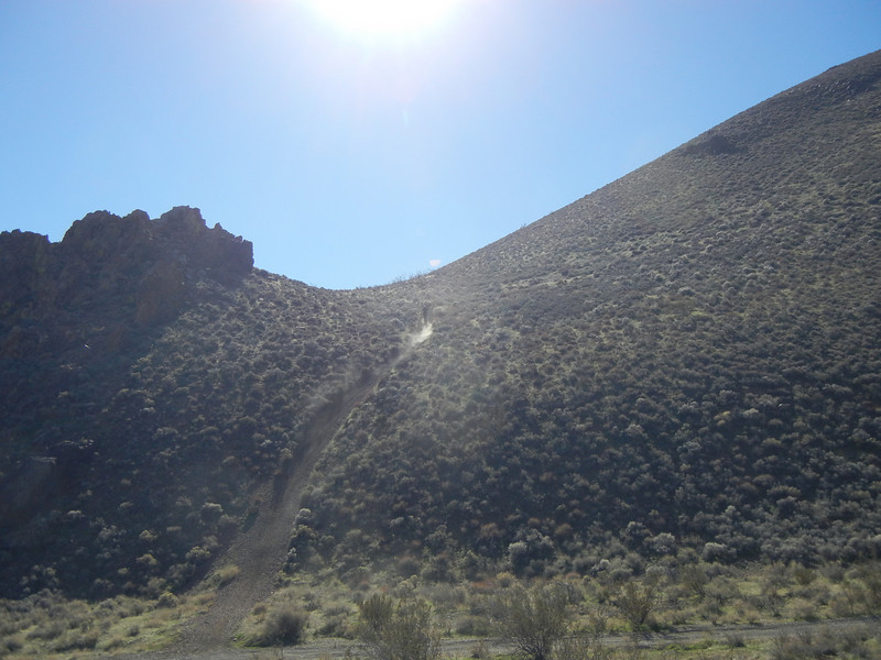 El Paso Mountains with Taoracer, Nowwhat, Riddler950, Sito and Toast