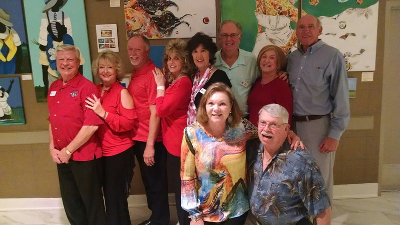 2018 February-Hilton Head Valentine Party