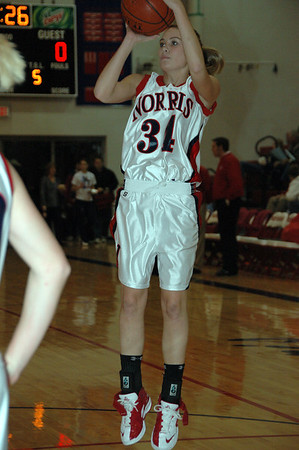 Var Girls BB vs Fairbury, 01-11-08